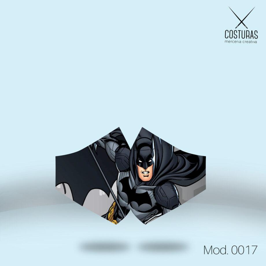 Mascarilla Higiénica Batman